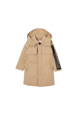GIUBBINO BEIGE BURBERRY KIDS BURBERRY KIDS | 13 | 8011821A1366