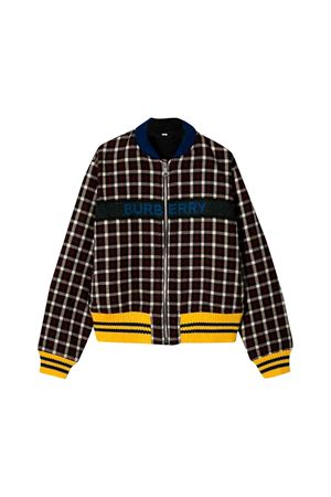 Bomber nero Burberry kids teen BURBERRY KIDS | 13 | 8011828A1197T