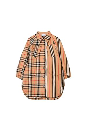Chemisier Teigan tartan Burberry kids  BURBERRY KIDS | 11 | 8012109A7028