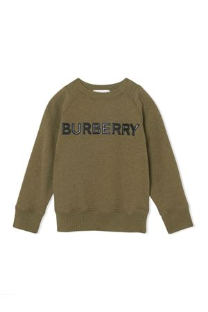 FELPA MILITARY BAMBINO BURBERRY KIDS BURBERRY KIDS | -108764232 | 8012484A4121