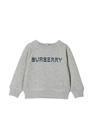 Burberry kids gray sweatshirt  BURBERRY KIDS | -108764232 | 8012515A1216