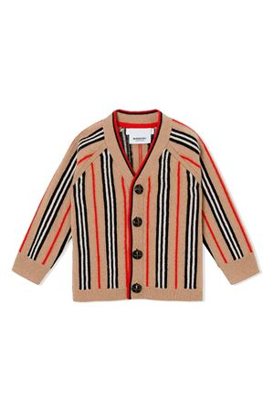 Burberry kids sand cardigan BURBERRY KIDS | 3 | 8012985A7026