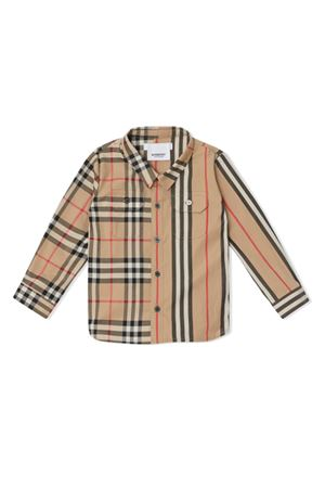 BURBERRY BABY SHIRT KIDS  BURBERRY KIDS | 6 | 8014109A7026