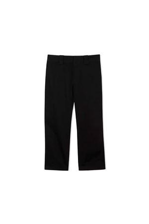 Pantaloni neri Burberry kids teen BURBERRY KIDS | 9 | 8014132A1189T