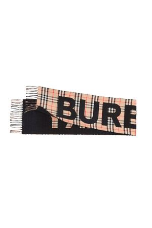 Sciarpa reversibile Burberry kids BURBERRY KIDS | 77 | 8015184A1420