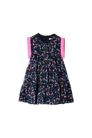 Blue CHLOÉ KIDS girl dress  CHLOÉ KIDS   -675681197   C12751Z46
