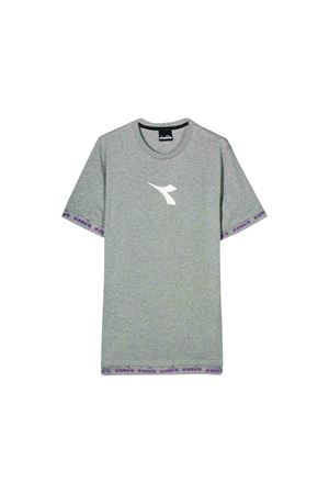 T-shirt grigia Diadora junior DIADORA JUNIOR | 7 | 021286101
