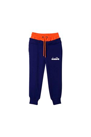 Blue Diadora junior jogging pants DIADORA JUNIOR | 9 | 021288070