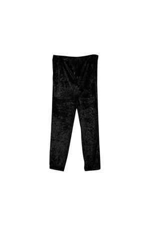 Black Diadora junior teen velvet trousers  DIADORA JUNIOR | 9 | 021500110T