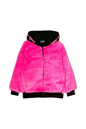 Diadora junior teen fuchsia jacket  DIADORA JUNIOR | 13 | 021509134T