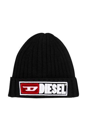 Berretto nero Diesel kids DIESEL KIDS | 75988881 | 00J4H5KYAP1K900
