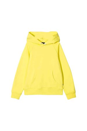 Yellow sweatshirt Diesel kids teen DIESEL KIDS | -108764232 | 00J4KN0IAEGK261T