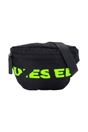 Black kids baby pouch Diesel kids  DIESEL KIDS | 31 | BX0006P2249H7090