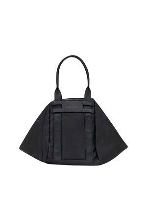 Black Diesel kids girl travel bag  DIESEL KIDS   31   BX0007P2249T8013