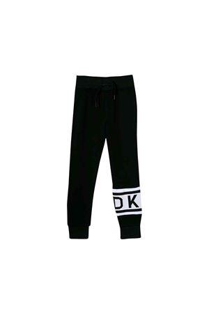Black jogging pants DKNY kids teen  DKNY KIDS | 9 | D2469909BT