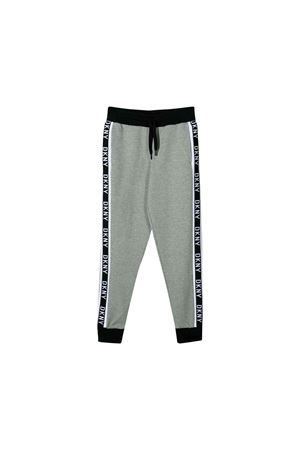 DKNY kids gray jogging pants  DKNY KIDS | 9 | D24700A32