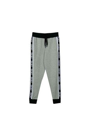 DKNY gray jogging pants kids teen  DKNY KIDS | 9 | D24700A32T