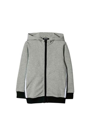 DKNY gray kids teen sweatshirt DKNY KIDS | 39 | D25C70A32T