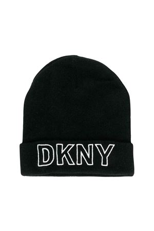 Black DKNY kids wool cap  DKNY KIDS | 75988881 | D3125309B