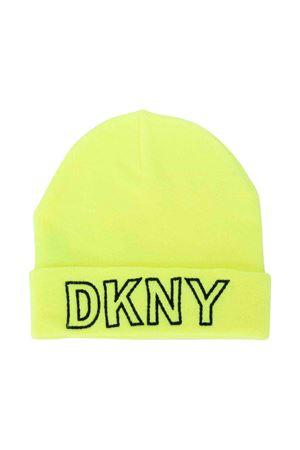 DKNY kids yellow fluo cap  DKNY KIDS | 75988881 | D31253599