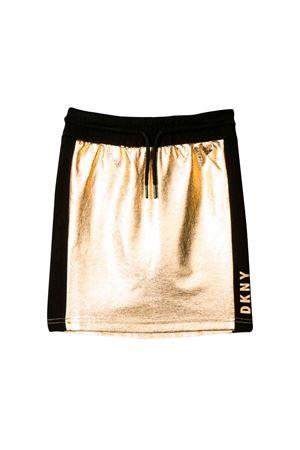 DKNY kids teen gold short skirt  DKNY KIDS | 402364978 | D33551517T