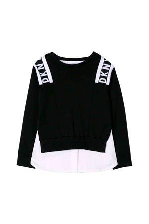 DKNY kids black sweater DKNY KIDS | -108764232 | D35Q2709B