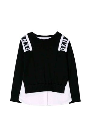Black sweater DKNY kids teen  DKNY KIDS | -108764232 | D35Q2709BT