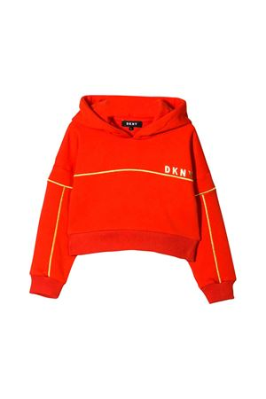 Orange DKNY Kids sweatshirt  DKNY KIDS | -108764232 | D35Q31992
