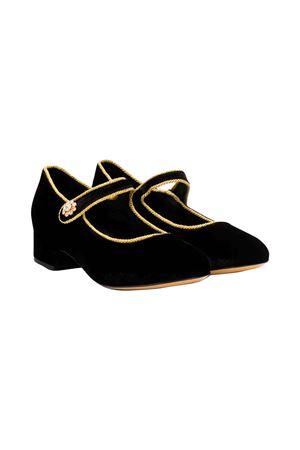 Black shoes girl Dolce and Gabbana kids  Dolce & Gabbana kids | -216251476 | D10559A9H0980999