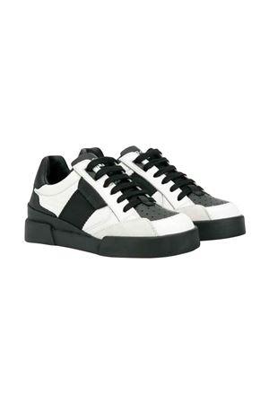 Sneakers bianche bambino Dolce e Gabbana kids Dolce & Gabbana kids | 12 | DA0752AA18989697