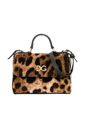 Dolce and Gabbana kids animal print shoulder bag  Dolce & Gabbana kids | 5032283 | EB0103AA945HY13M
