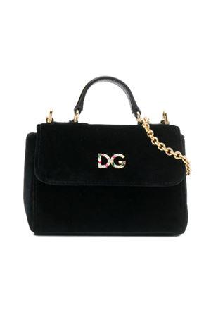 DOLCE E GABBANA KIDS BLACK BAG  Dolce & Gabbana kids | 5032283 | EB0144A9B1180999