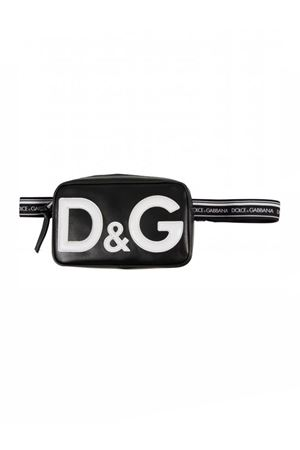 DOLCE E GABBANA KIDS BLACK POUCH  Dolce & Gabbana kids | -962723037 | EB0202AA7708B939