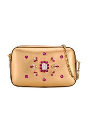 Gold girl bag Dolce and Gabbana kids  Dolce & Gabbana kids | 5032283 | EB0210AI2498H944