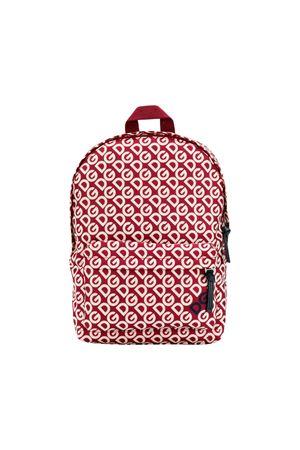 Zaino rosso Dolce e Gabbana kids Dolce & Gabbana kids | 279895521 | EM0034AA881HX92A