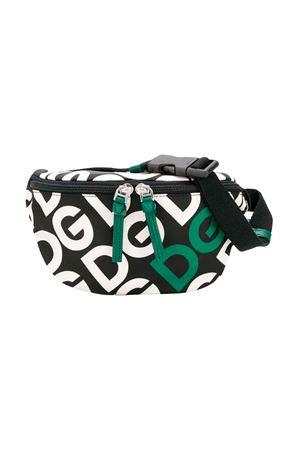 Black pouch Dolce and Gabbana kids Dolce & Gabbana kids | -962723037 | EM0072AA881HY92A