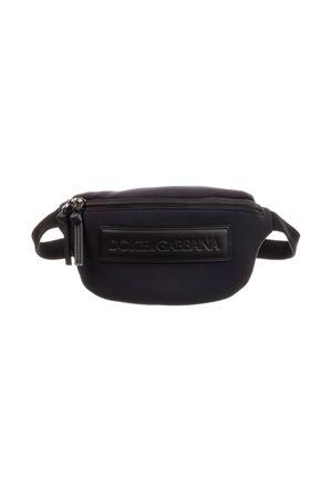 BLACK BAG WITH DOLCE E GABBANA KIDS  Dolce & Gabbana kids | -962723037 | EM0072AZ64380999
