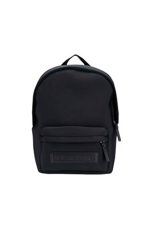BLACK BACKPACK DOLCE E GABBANA KIDS Dolce & Gabbana kids | 279895521 | EM0089AZ64380999