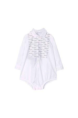 Camicia body neonato Dolce e Gabbana kids Dolce & Gabbana kids | 32 | L11O66FU5K9S9000