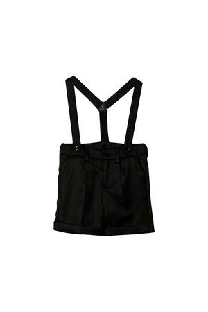 Baby black dungarees Dolce and Gabbana kids  Dolce & Gabbana kids | 9 | L12Q48FJ2BFN0000