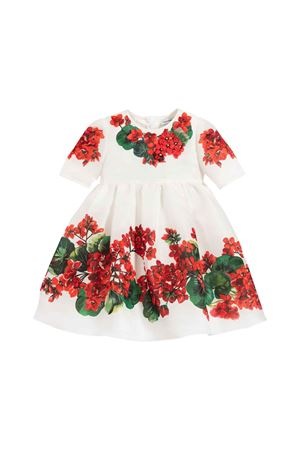 DOLCE E GABBANA KIDS WHITE DRESS  Dolce & Gabbana kids | 11 | L21DM7G7SFSHAV03