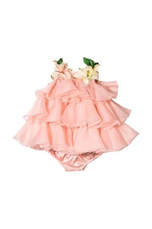 Abito rosa neonata Dolce e Gabbana kids Dolce & Gabbana kids | 11 | L21DR6FU1BUF2528