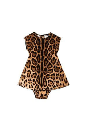 Dolce and Gabbana kids newborn leopard print dress  Dolce & Gabbana kids | 11 | L2JD0RFSGQXHY13M