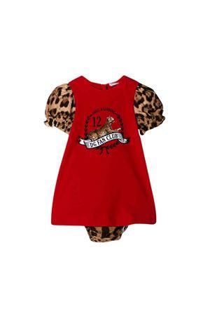 Abito neonata Dolce e Gabbana kids Dolce & Gabbana kids | 11 | L2JD1BG7TDBS9000