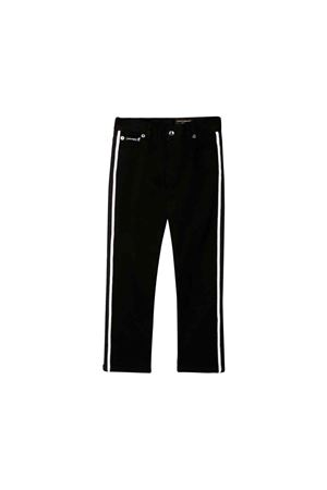 Black Dolce and Gabbana kids trousers  Dolce & Gabbana kids | 9 | L42F01LY042N0000