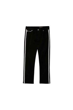 Pantalone nero bambino Dolce e Gabbana kids Dolce & Gabbana kids | 9 | L42F01LY042N0000