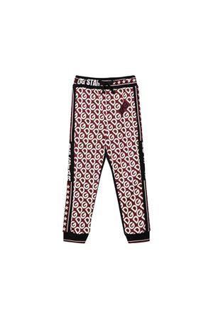 Red logo trousers Dolce & Gabbana kids Dolce & Gabbana kids | 9 | L4JPW3G7TXJHR92A