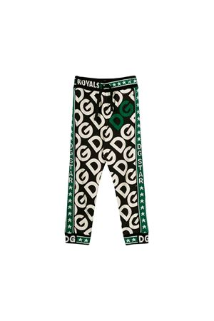Black Dolce and Gabbana kids pants  Dolce & Gabbana kids | 9 | L4JPW3G7TXLHN92A