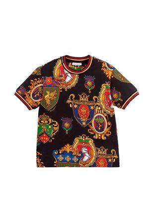 FANTASY T-SHIRT BABY DOLCE E GABBANA KIDS Dolce & Gabbana kids | 8 | L4JT8AG7TNWHN09B