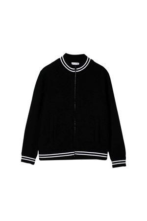 Dolce and Gabbana kids black cardigan Dolce & Gabbana kids | 39 | L4KW35JAVPHN0000